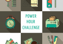 "Morning ""Power Hour"" Challenge – done right the authorities don't get called!"