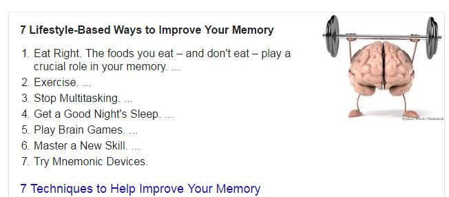Improvement_Lifestyle and memory are linked_7 lifestyle factors to consider in relation to your memory